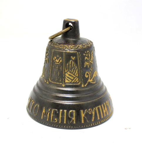 Колокольчик «Дар Валдая» (6 см) (Россия)