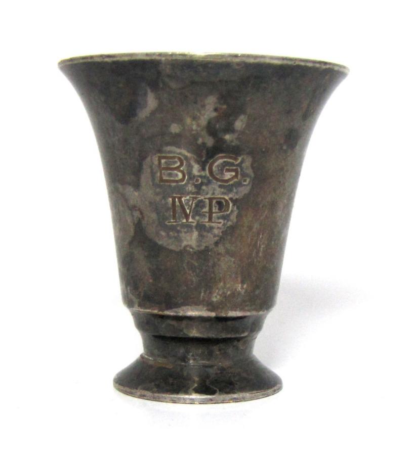 Стопка-кубок «B.G. IV P», 4,5 см