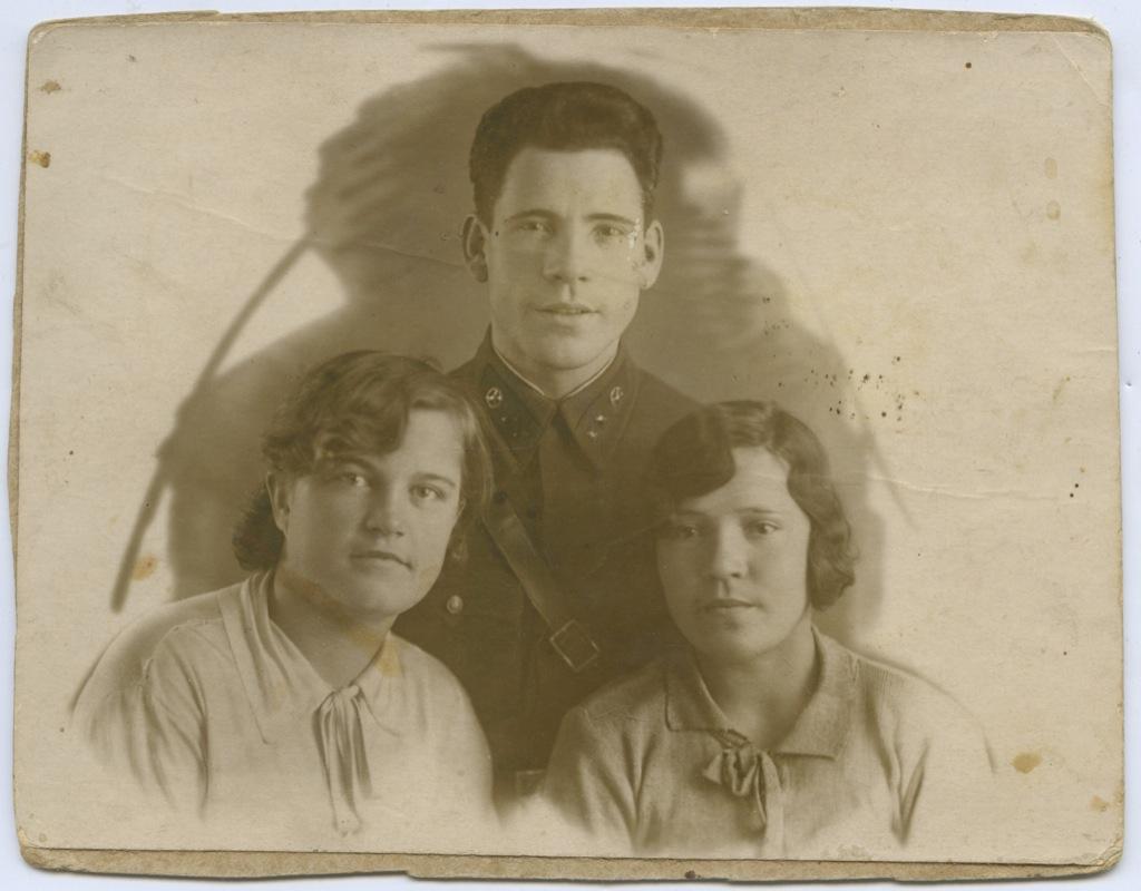 Фотография 1937 года (СССР)
