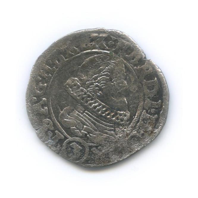 3 крейцера - Фердинанд II, Священная Римская империя 1634 года
