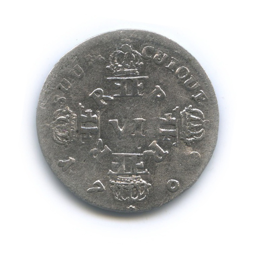 6 грошей (шостак) - Фридрих, Пруссия 1708 года