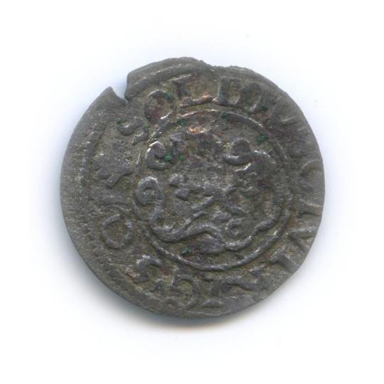 Солид - Королева Кристина, Рига 1650 года