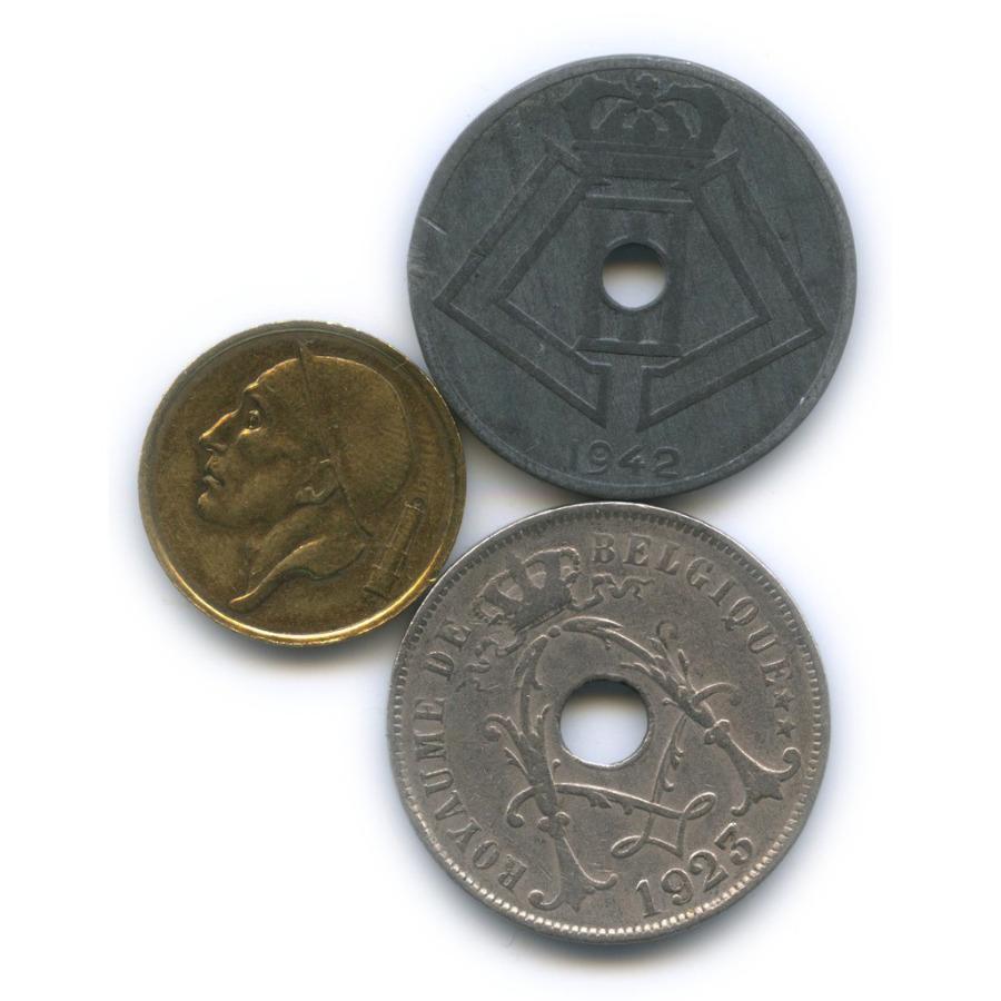 Набор монет (Бельгия)