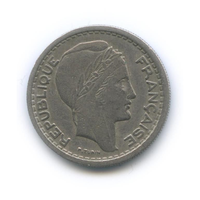 20 франков, Французский Алжир 1949 года