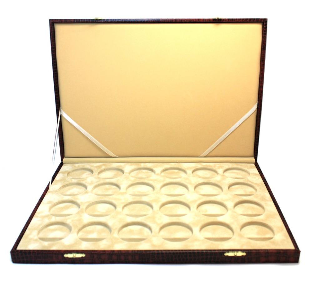 Футляр для монет (диаметр 4,3 см)