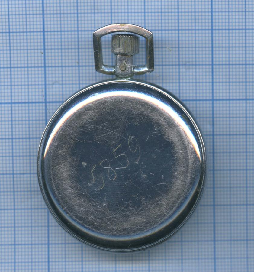 Секундомер (вфутляре, в рабочем состоянии) (СССР)