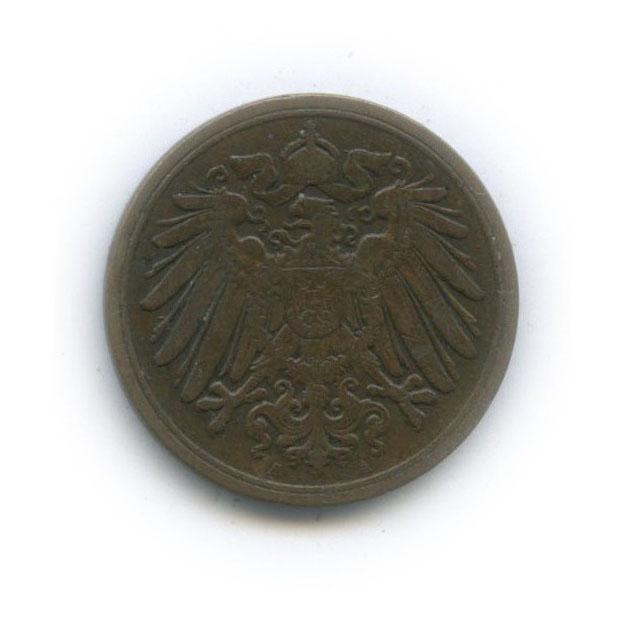 1 пфенниг 1895 года А (Германия)