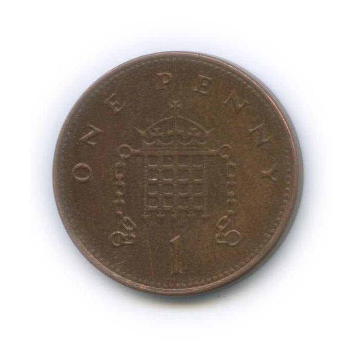 1 пенни 2000 года (Великобритания)