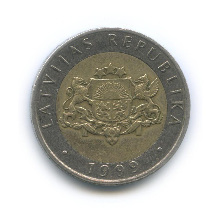 2 лата 1999 года (Латвия)