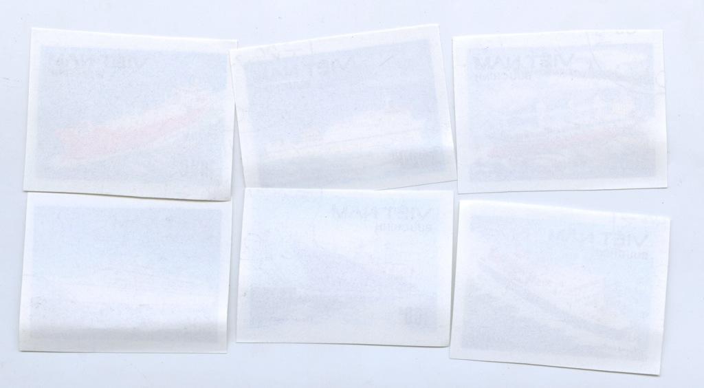 Набор почтовых марок (Вьетнам)