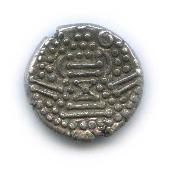 Драхма - Гадхая, 300-650 гг. (Индия)