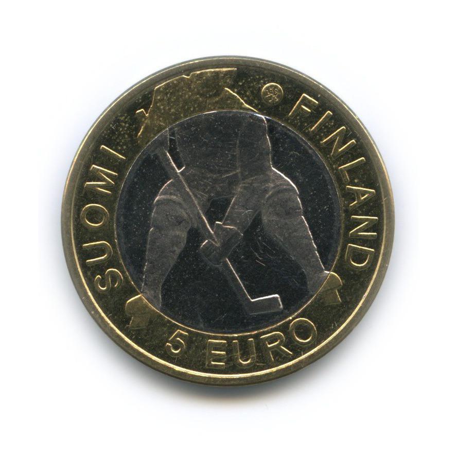 5 евро — Чемпионат мира похоккею сшайбой 2012 2012 года (Финляндия)