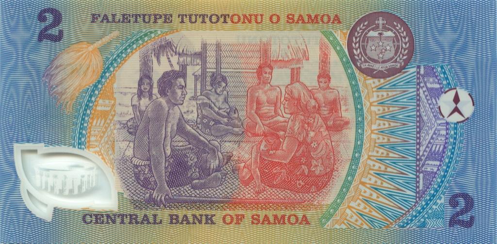 2 тала (Самоа)