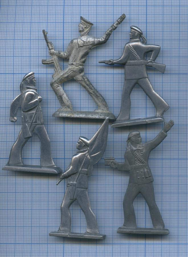 Набор оловянных солдатиков «Матросы»