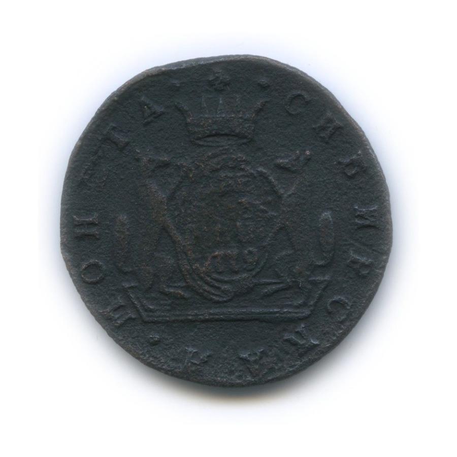 2 копейки 1779 года КМ (Российская Империя)