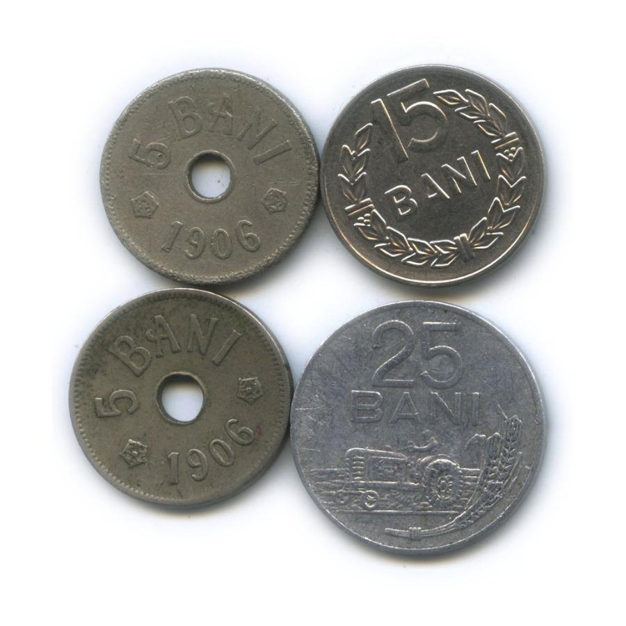 Набор монет (Румыния)