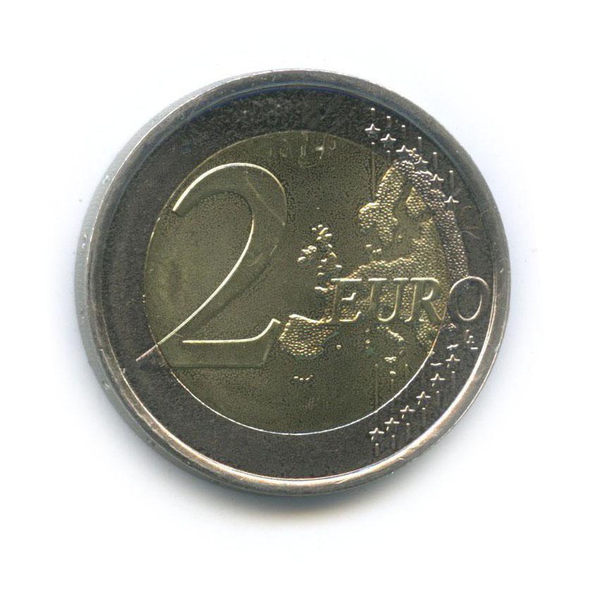 2 евро - Памятники культурного иприродного Всемирного наследия ЮНЕСКО: Работы Антони Гауди в г. Барселоне 2014 года (Испания)