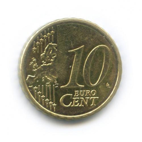 10 центов 2008 года (Австрия)