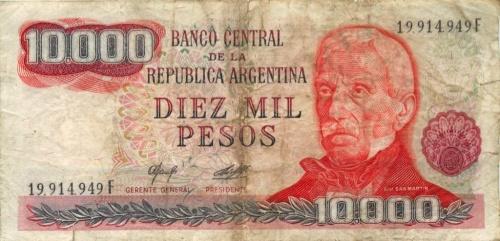10000 песо (Аргентина)