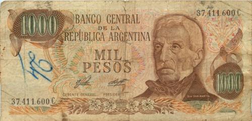 1000 песо (Аргентина)