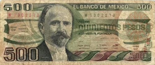 500 песо (Мексика)