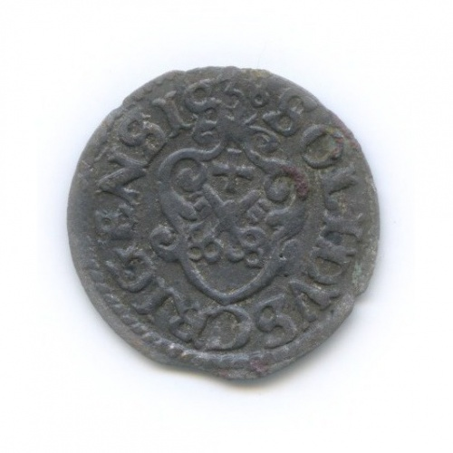 Солид - Королева Кристина, Рига 1638 года