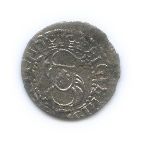 Солид - Сигизмунд III, Рига 1617 года
