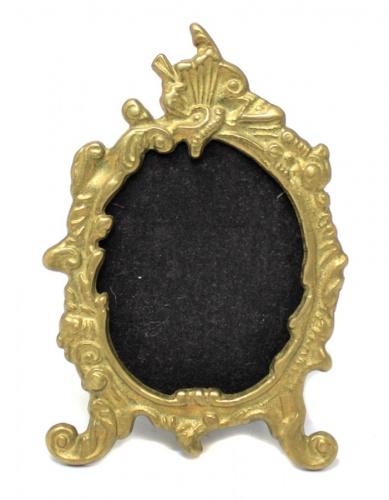 Рамка для фотографии (латунь, 11×7 см)