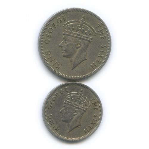 Набор монет, Британская Малайя 1948 года
