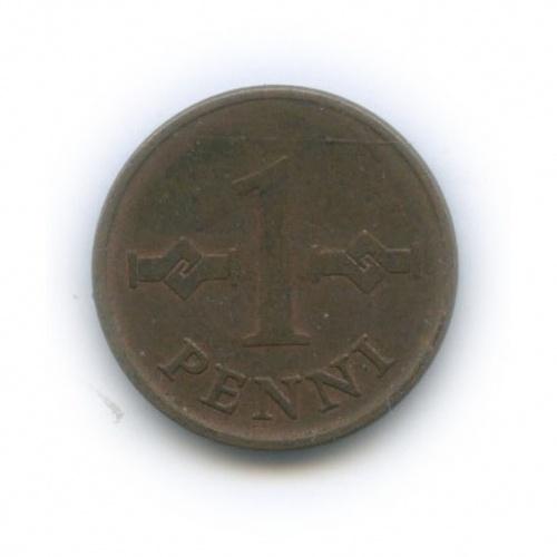 1 пенни 1964 года (Финляндия)
