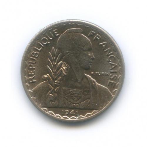 10 сантимов, Французский Индокитай 1941 года