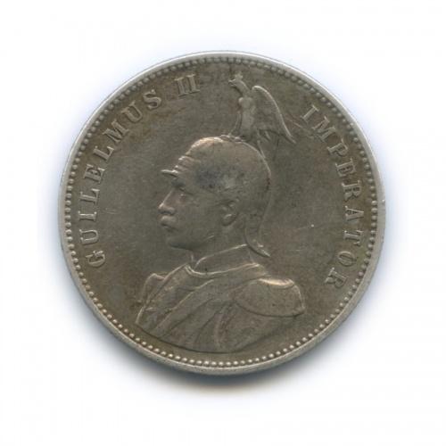 1 рупия - Вильгельм II, Немецкая Восточная Африка 1907 года J