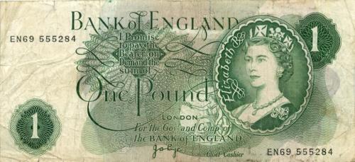 1 фунт (Великобритания)