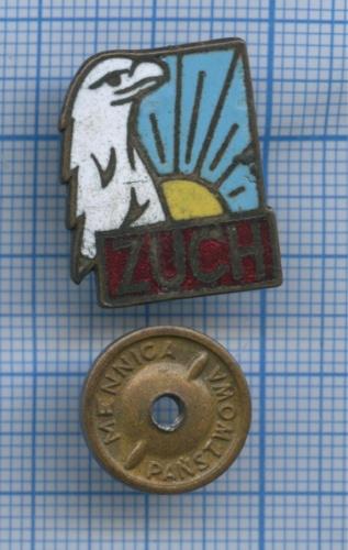 Знак «ZUCH» (Польша)