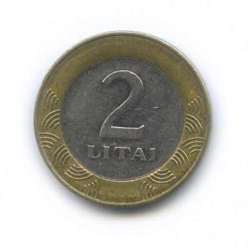 2 лита 2008 года (Литва)