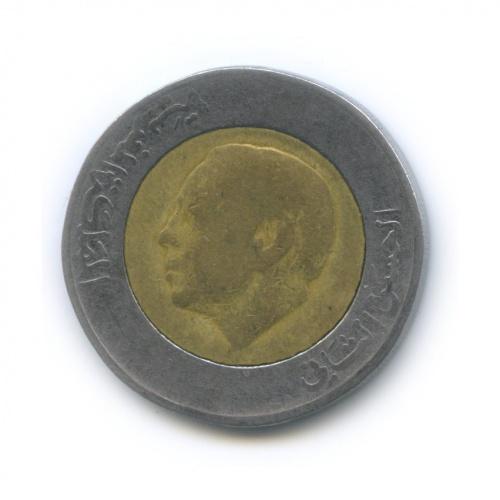 5 дирхамов 1987 года (Марокко)