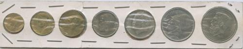 Набор монет (в холдере) (Греция)