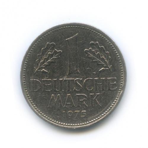 1 марка 1975 года G (Германия)