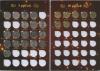 Набор монет России (вальбоме) 1997-2015 (Россия)