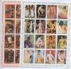 Набор почтовых марок (Республика Гвинея, Анжман)