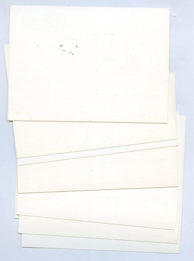 Набор почтовых карточек (10 шт., разные) (СССР)