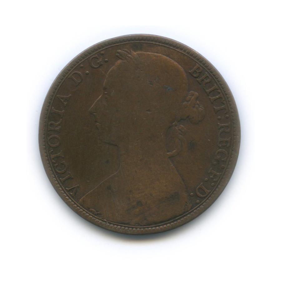 1 пенни 1883 года (Великобритания)