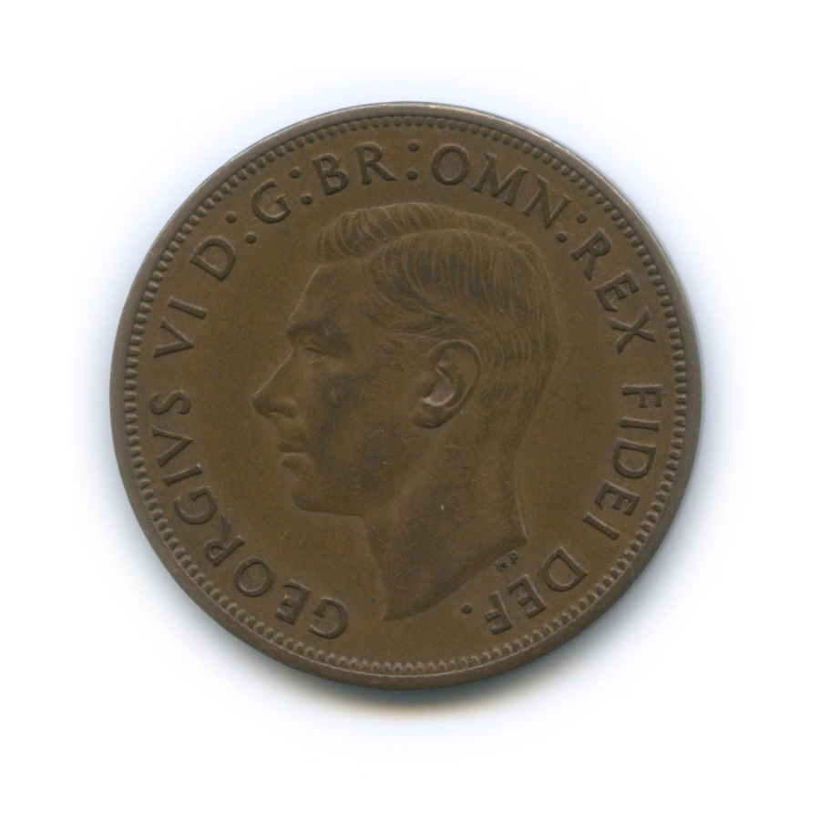 1 пенни 1949 года (Великобритания)