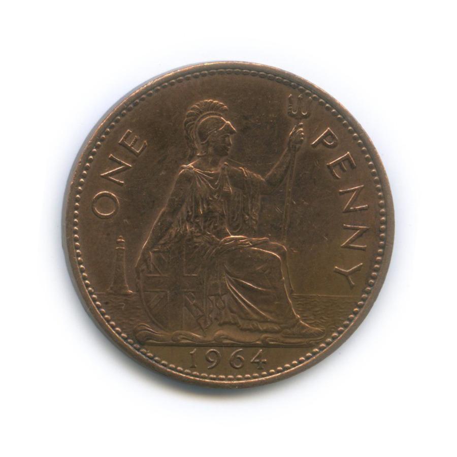 1 пенни 1964 года (Великобритания)