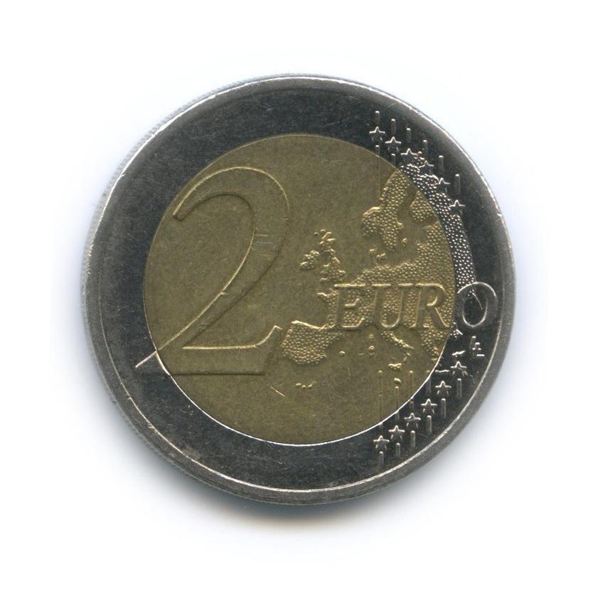2 евро — 10 лет евро наличными 2012 года (Эстония)