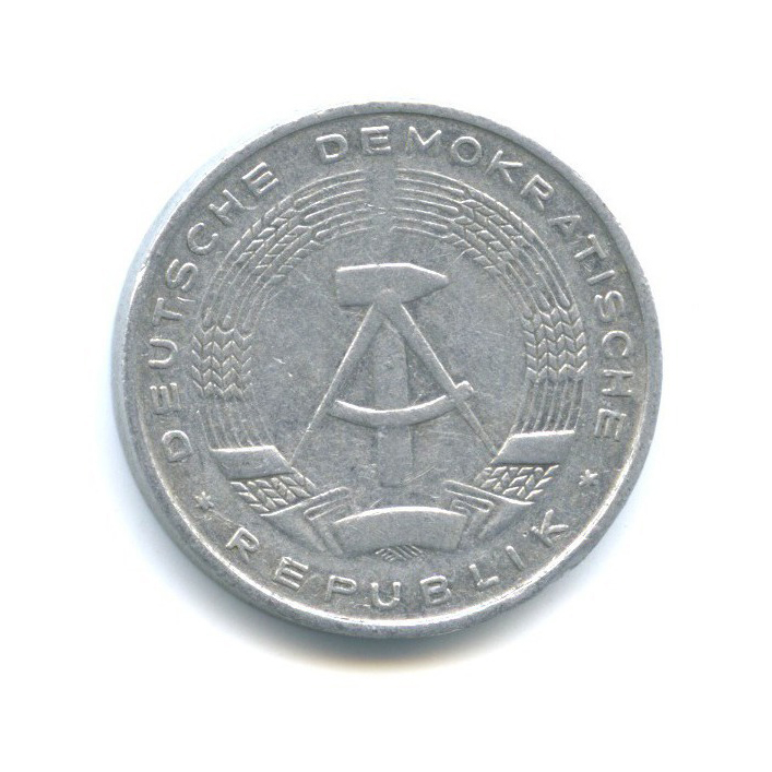 10 пфеннигов 1971 года (Германия (ГДР))