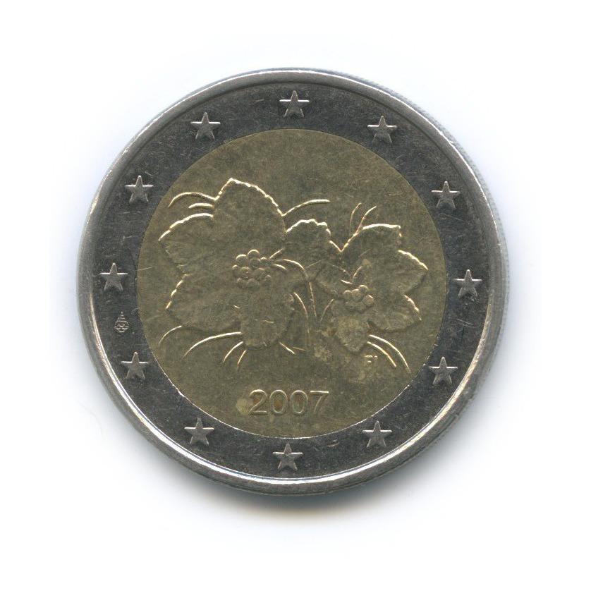 2 евро 2007 года (Финляндия)