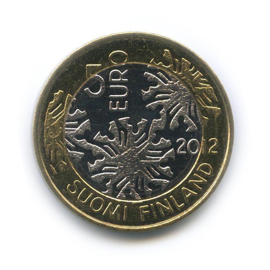 5 евро — Северная природа - Фауна 2012 года (Финляндия)