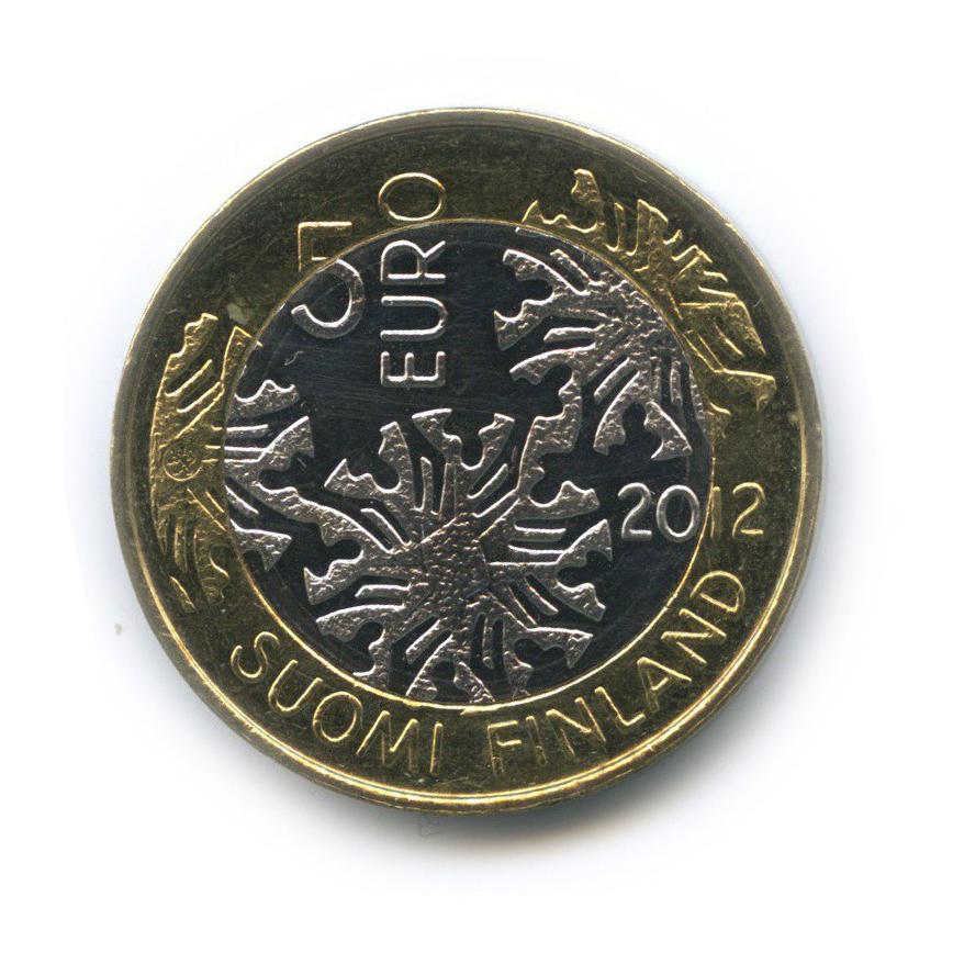 5 евро — Северная природа - Зима 2012 года (Финляндия)