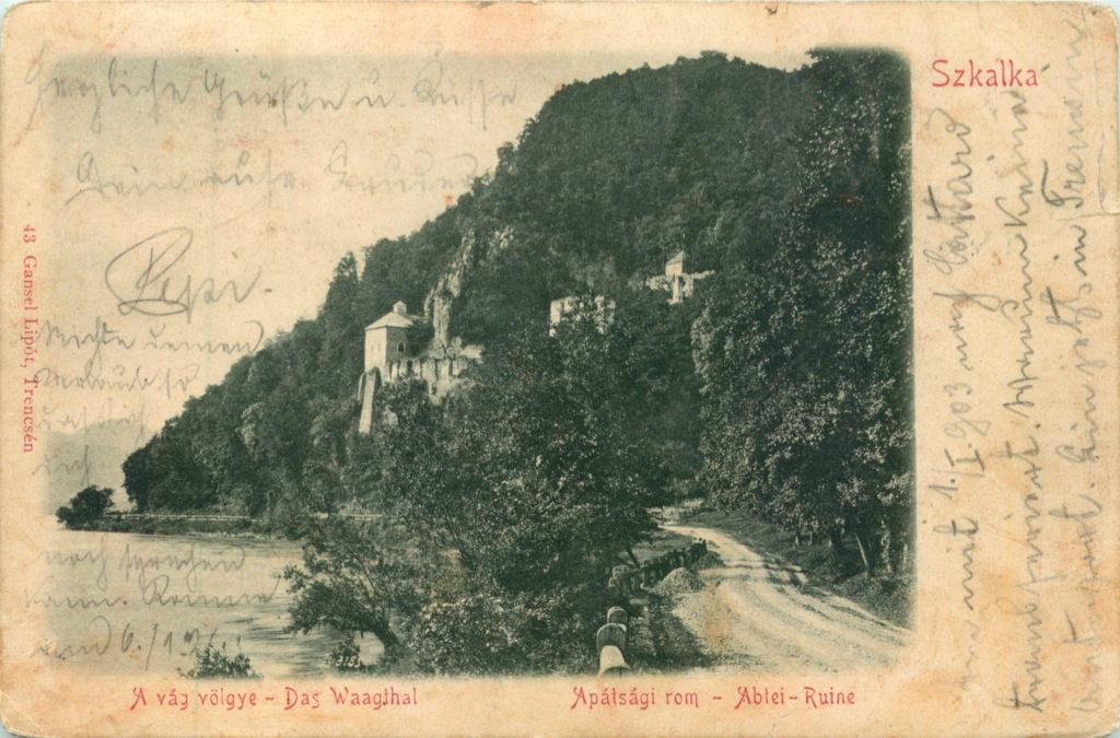 Карточка почтовая (Польша)